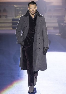 Joseph Abboud - Men Fall Winter 2017 Collection
