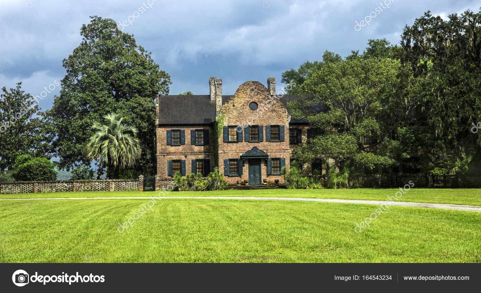 piantagione di middleton place charleston south carolina
