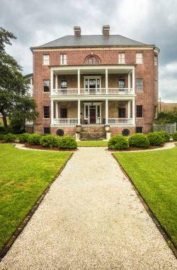 Joseph Maunglier House, Charleston, South Carolina, USA