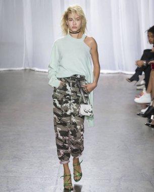 Zadig & Voltaire show - Spring Summer 2018, New York Fashion Wee