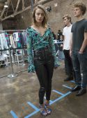 zadig  voltaire show - frühling sommer 2018, new york fashion wee