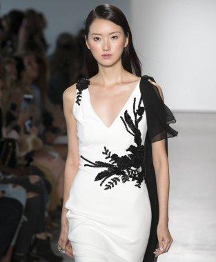 Pamella Roland show - Spring Summer 2018, New York Fashion Week