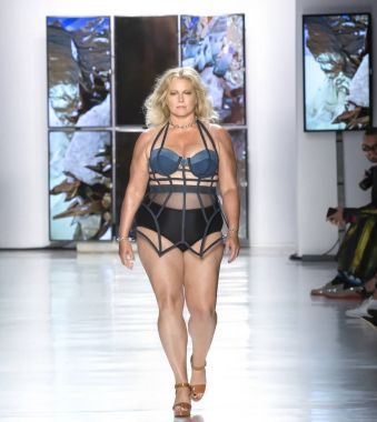 Chromat show - Spring Summer 2018, New York Fashion Week