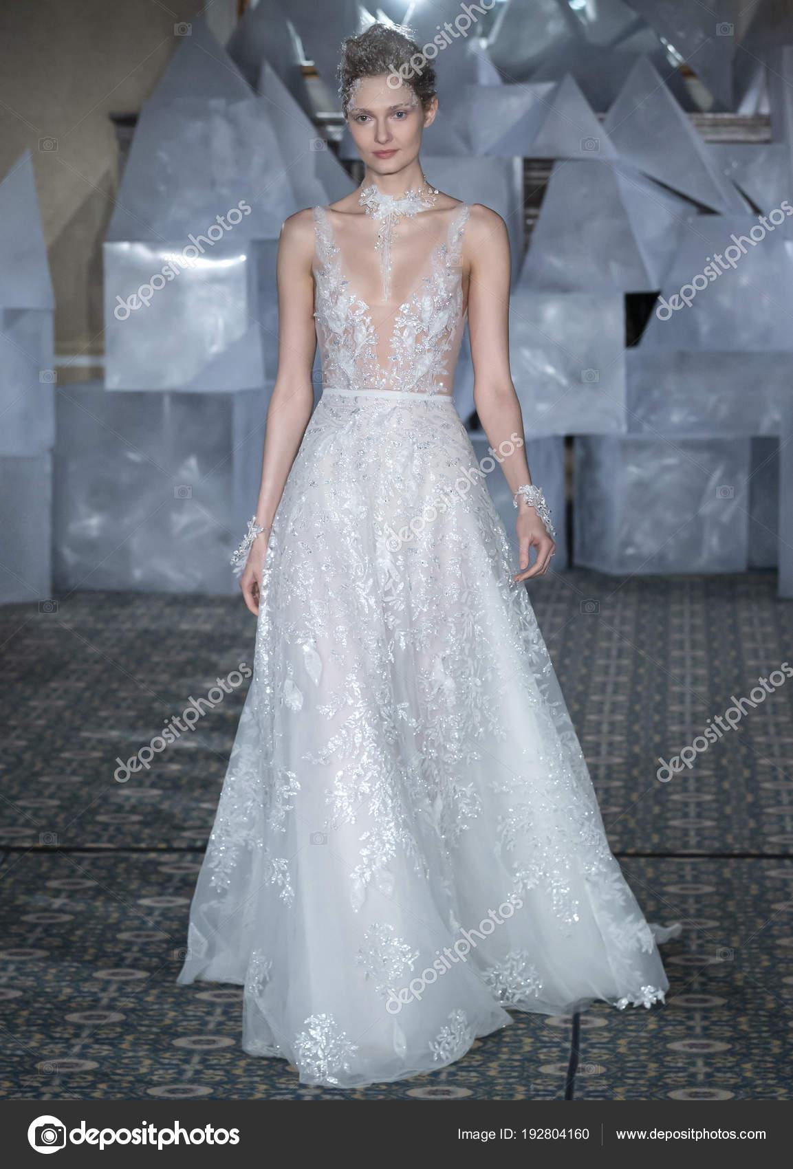 Mira Zwillinger - colección primavera 2019 - New York Fashion Week ...
