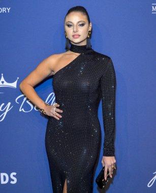 New York, NY - Feb 05, 2020: Carina Zavline attends the 2020 amfAR New York Gala