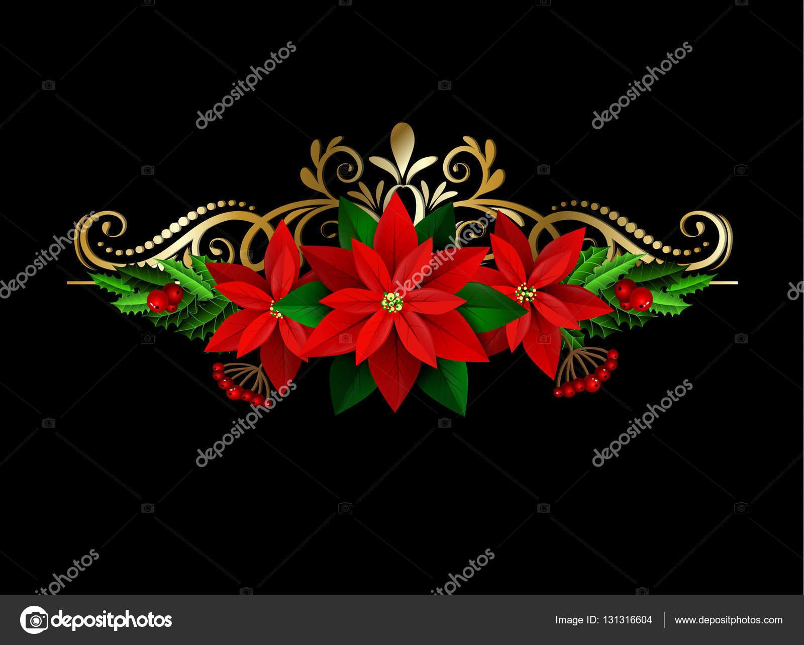 Elementos de Navidad para tus diseños — Archivo Imágenes Vectoriales ...