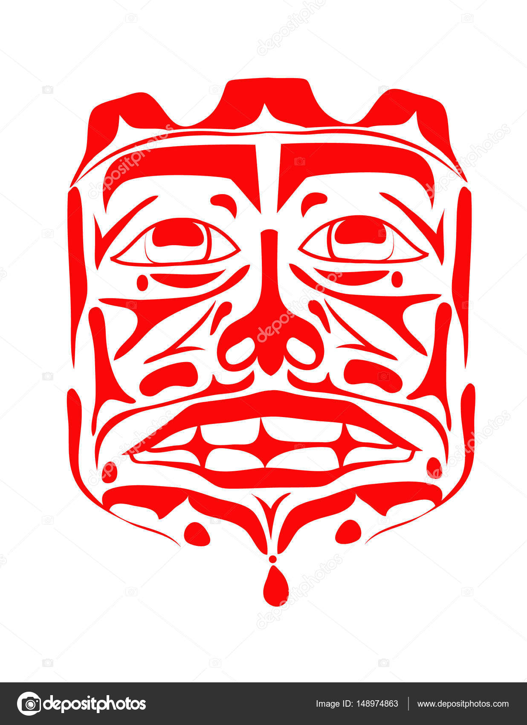 Vector Illustration Of The Face Symbol Stock Vector Bastinda18