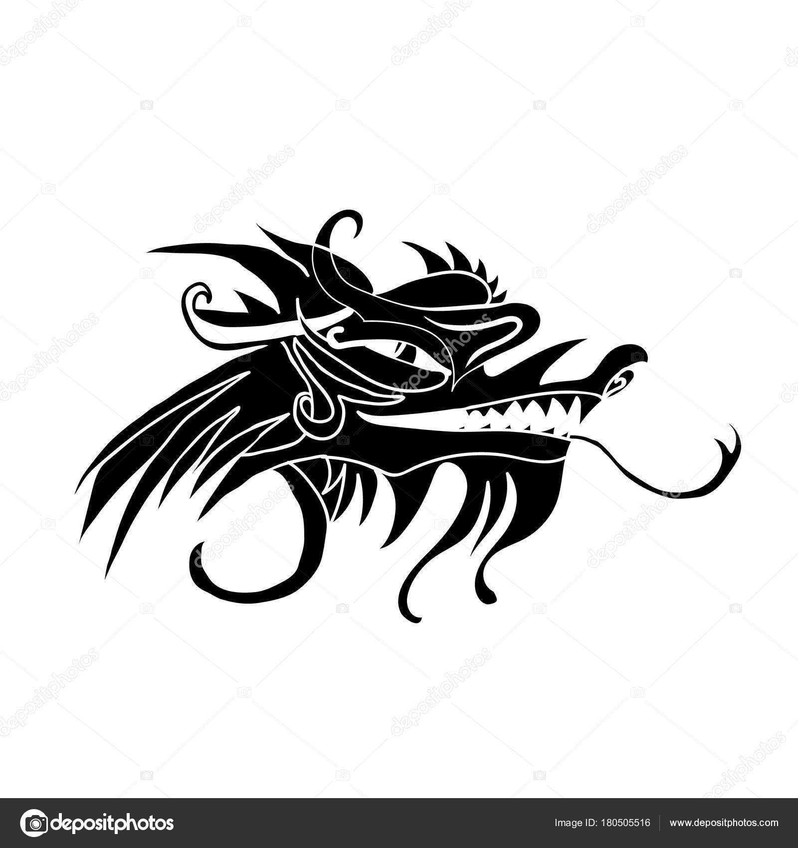 Evil dragon head artwork inspired with traditional chinese and evil dragon head artwork inspired with traditional chinese and japanese dragon arts stock buycottarizona