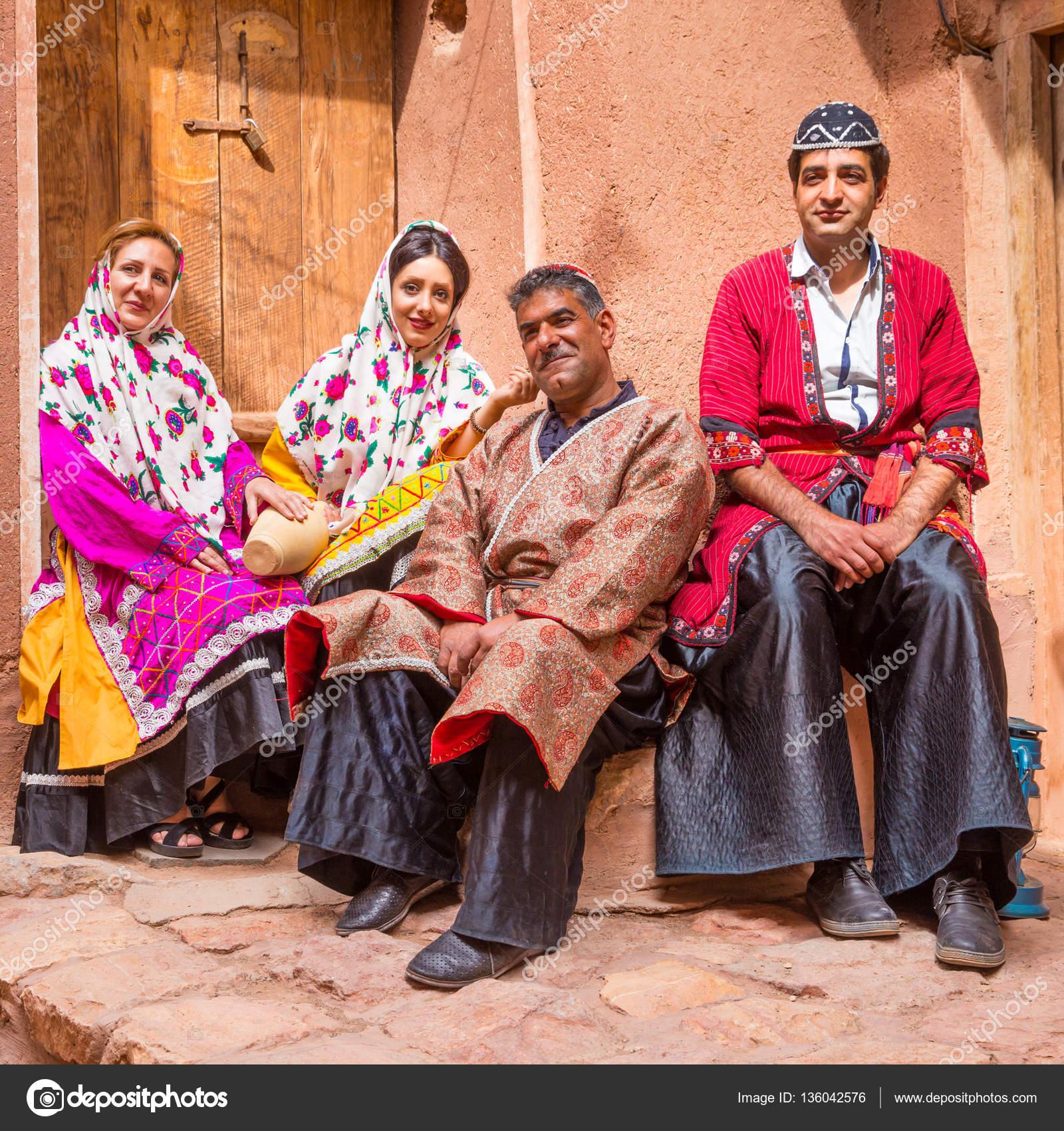 Iranische Kleidung