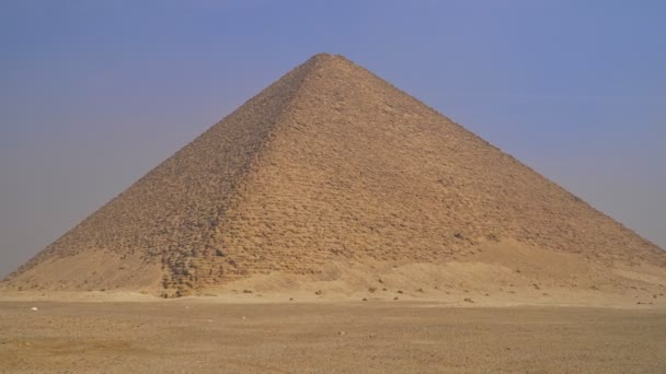 Red Pyramid. The Red Pyramid, also called the North Pyramid, is the largest of the three major pyramids located at the Dahshur necropolis in Cairo, Egypt.