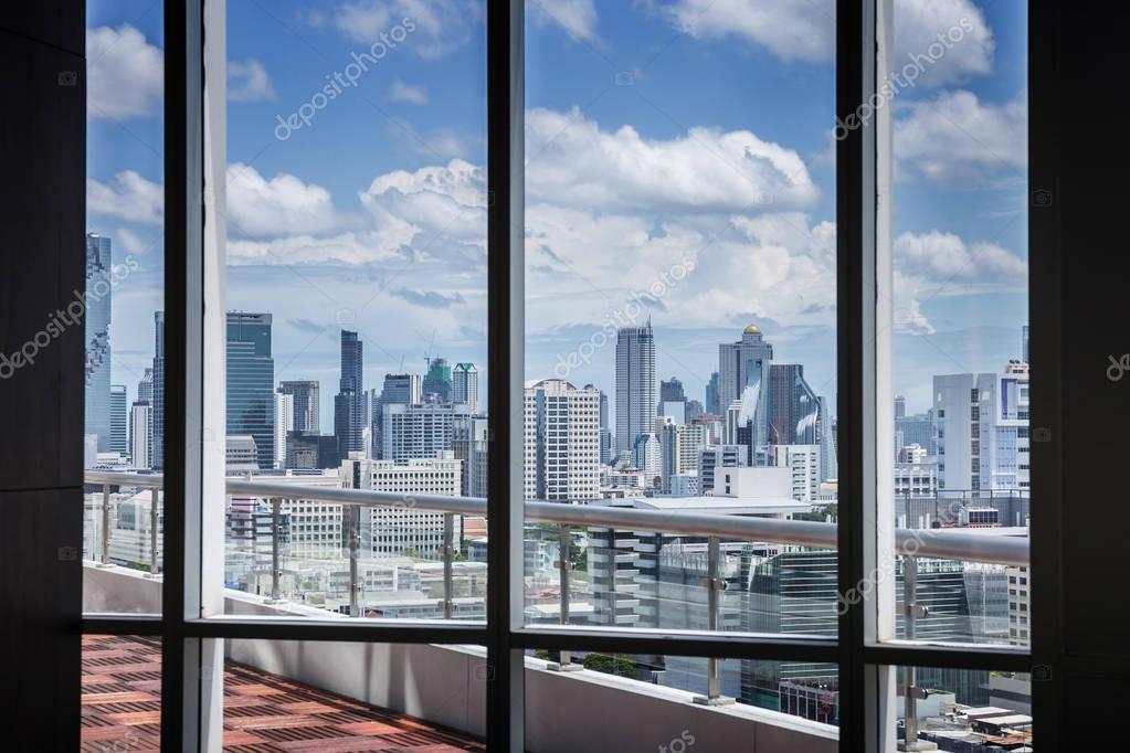 Negocios reunión sala oficina trabajo concepto contemporáneo con ...