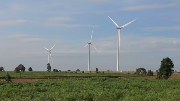saubere und erneuerbare Energien, Windkraft