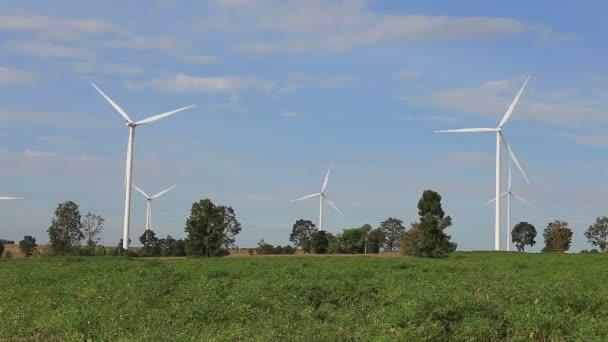Čisté a obnovitelné zdroje energie, větrná energie