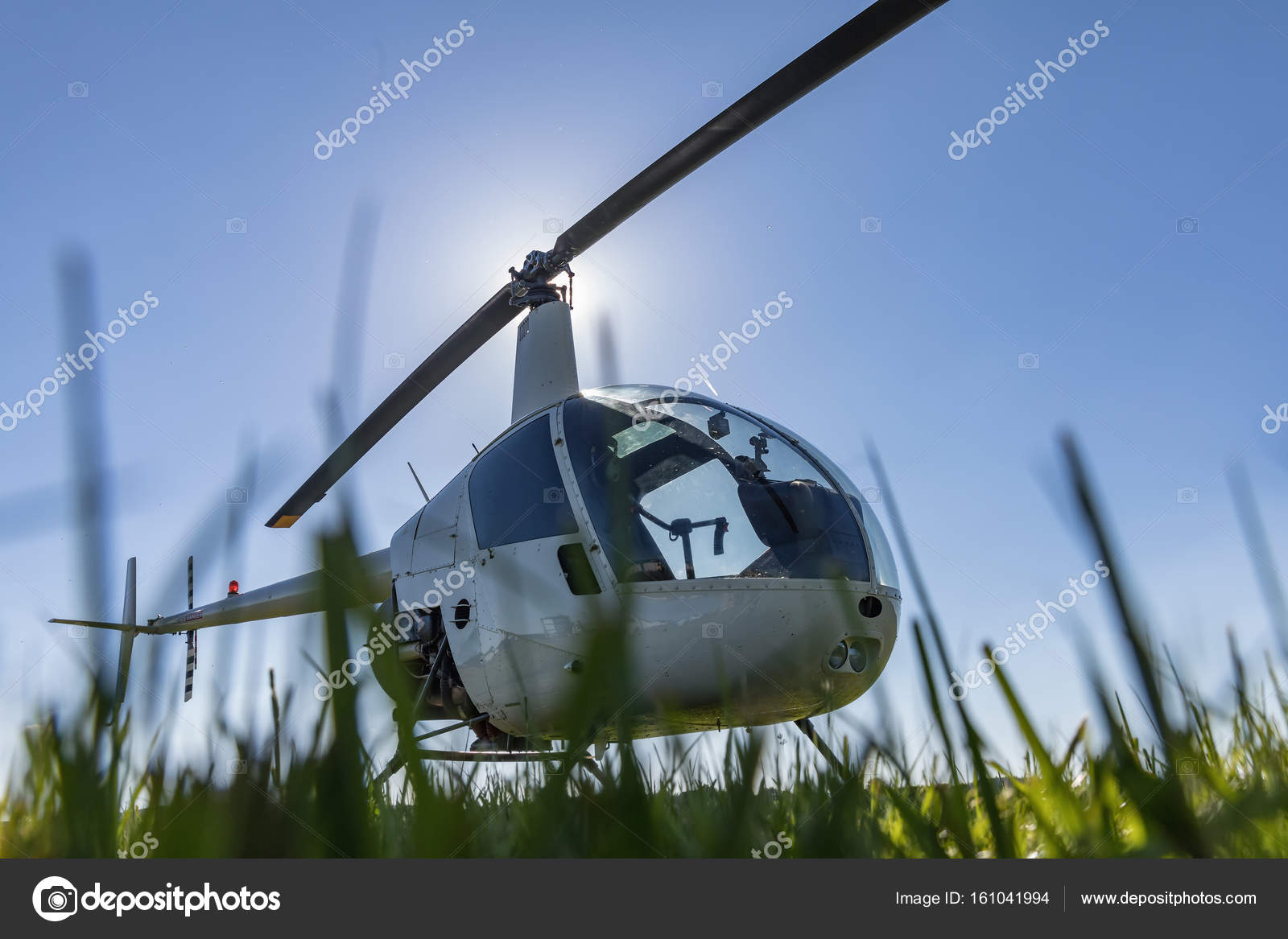 Elicottero R22 : Used robinson r beta ii sold robinson helicopters heli air