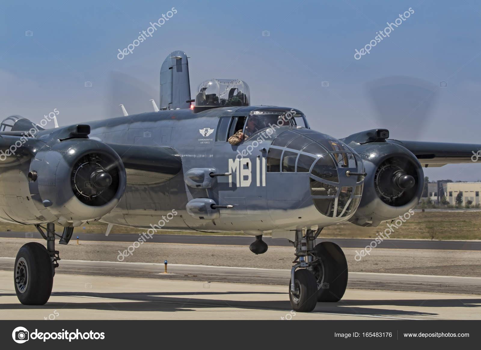 飛行機 Pbj B 25 ミッチェル第二...