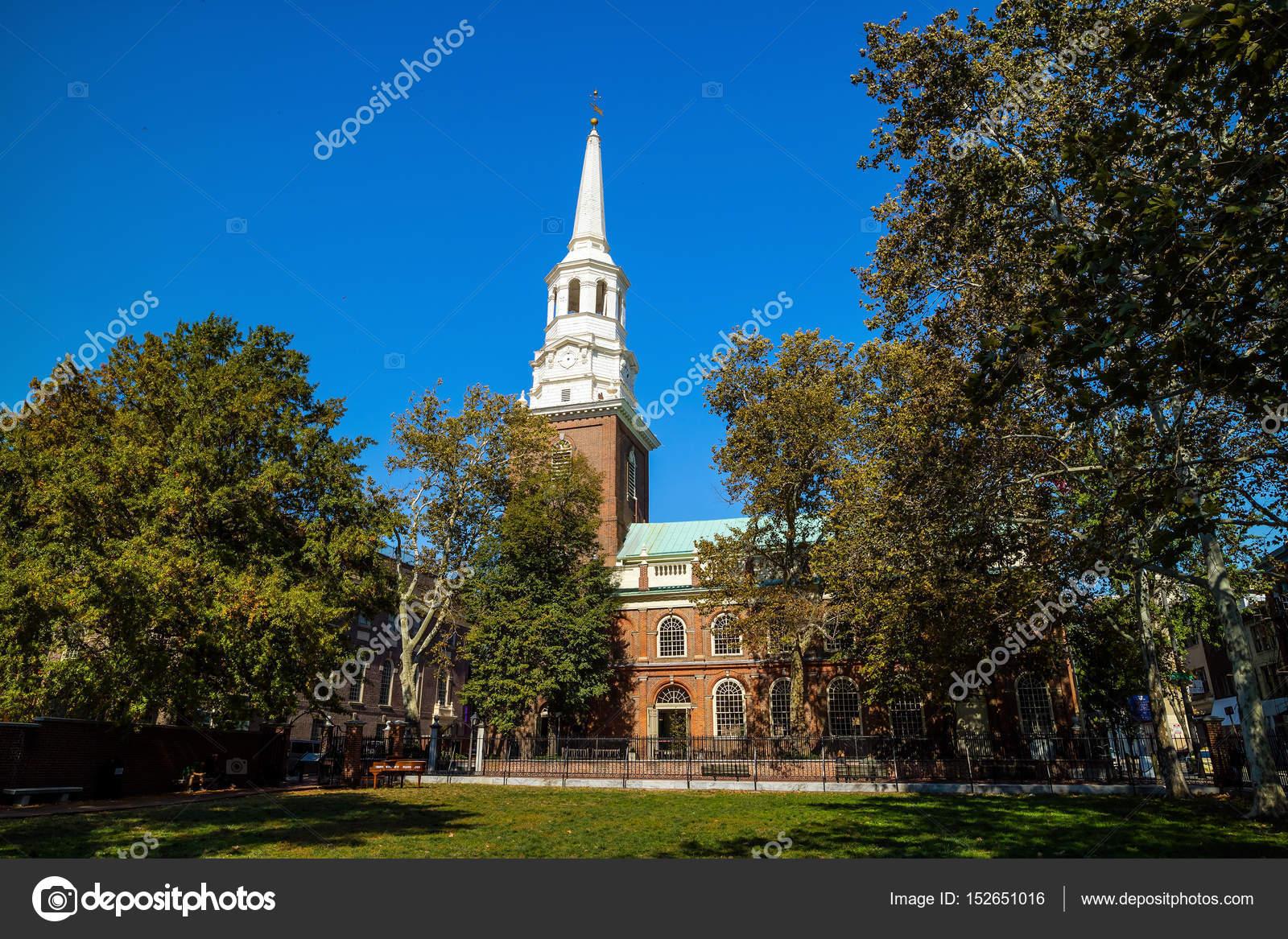 Christuskirche in philadelphia pennsylvania stockfoto for 2533 raumgestaltung und entwerfen