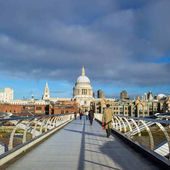 Photo St Pauls Cathedral in London
