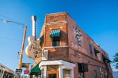 Memphis, USA - 13. Nov: Sun Studios in Memphis am 13. November 2016. In diesem historischen Tonstudio nahm Elvis Presley seine erste Platte auf.