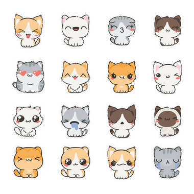 Sad Cat Premium Vector Download For Commercial Use Format Eps Cdr Ai Svg Vector Illustration Graphic Art Design