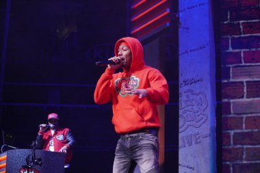 MTV Wild n Out Tour Hosted by Nick Cannon at the Amway Center in Orlando Florida on Thursday March 5, 2020.  Photo Credit:  Marty Jean-Louis