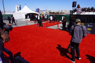 Red Carpet Photos during the 34th Annual Stellar Awards at the Orleans Resort in Las Vegas Nevada on Saturday March 29, 2019.  Photo Credit:  Marty Jean-Louis