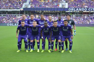 Orlando City SC Host New York City FC at Orlando City Stadium in Orlando Florida on March 2, 2019.  Photo Credit:  Marty Jean-Louis