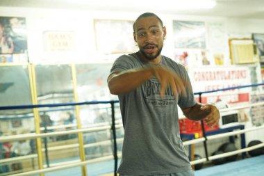 Boxer Keith
