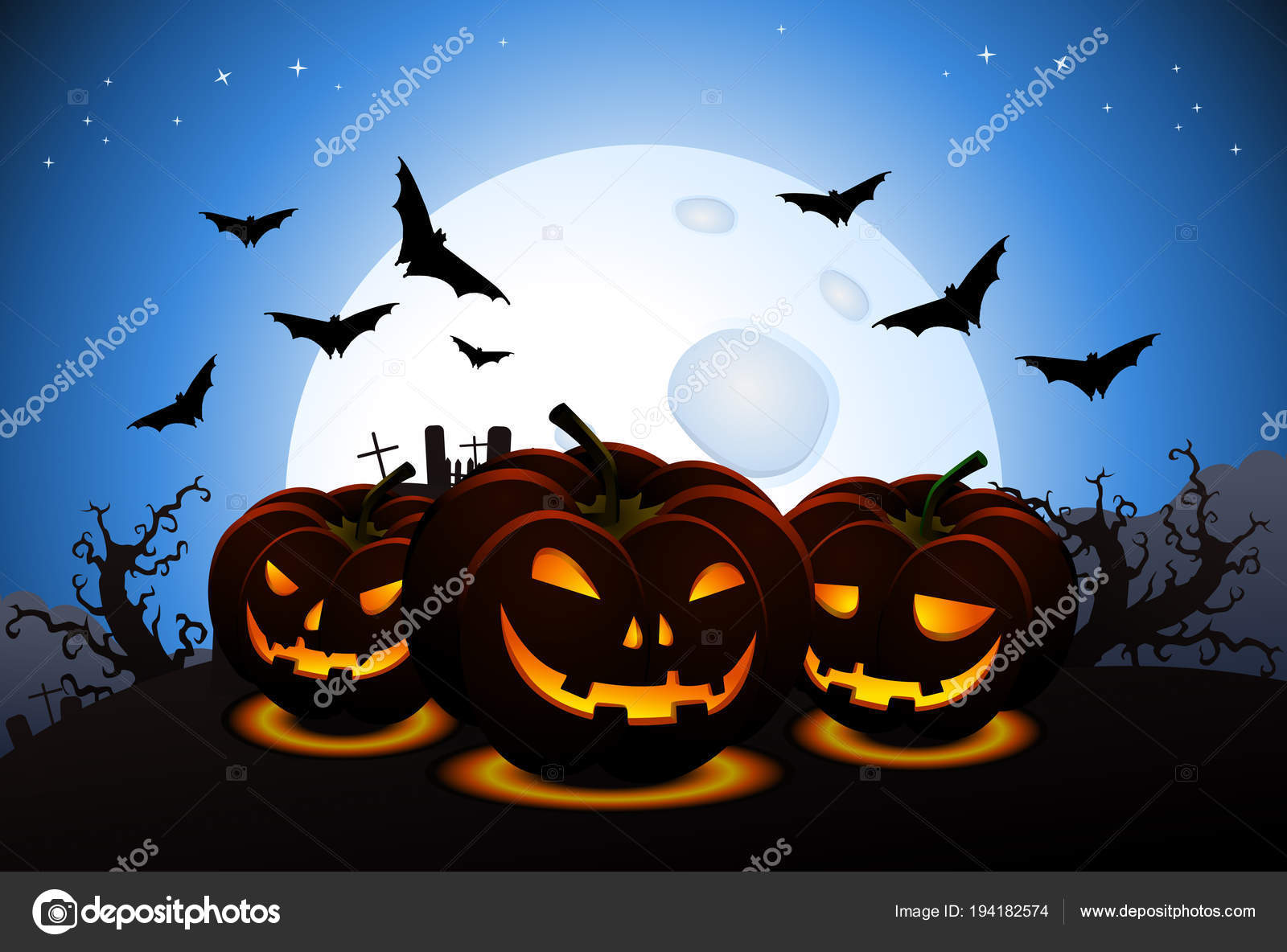 Wallpapers scary halloween wallpaper