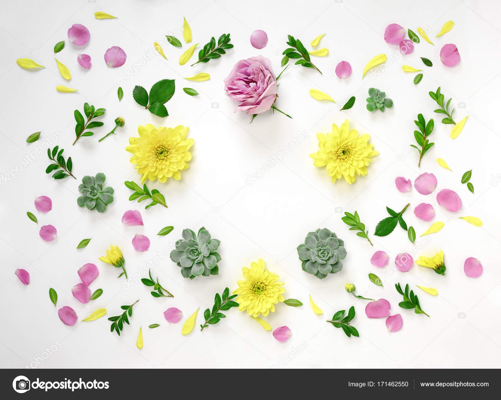 Imágenes Ver Varias Flores Arreglo Floral De Diversos