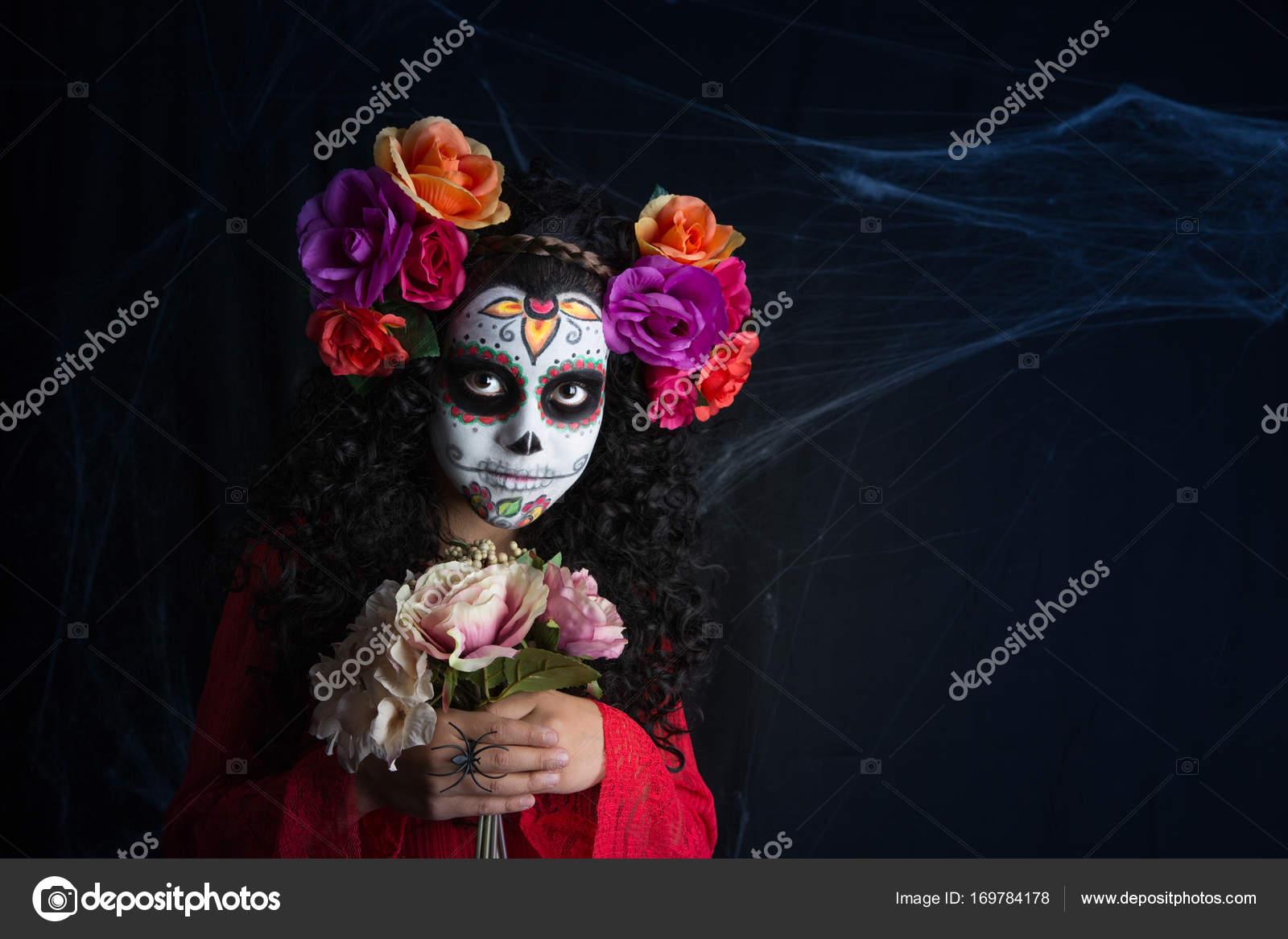 Cara pintada halloween gallery of cara pintada de gato for Cara pintada diablo