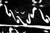 abstrakte Schwarz-Weiß strukturierten Hintergrund.
