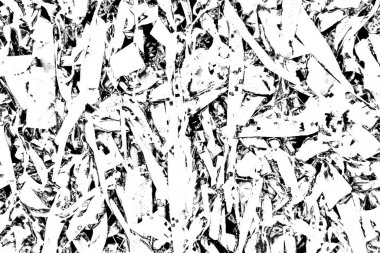 Abstract background. Monochrome texture. Black and white textured background