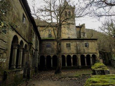 Main cloister of the monastery