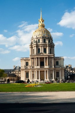 The National Residence of the Invalids, paris france