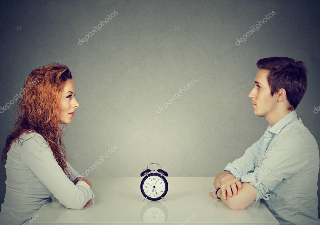 Soziale Verbindungs-Geschwindigkeit Dating