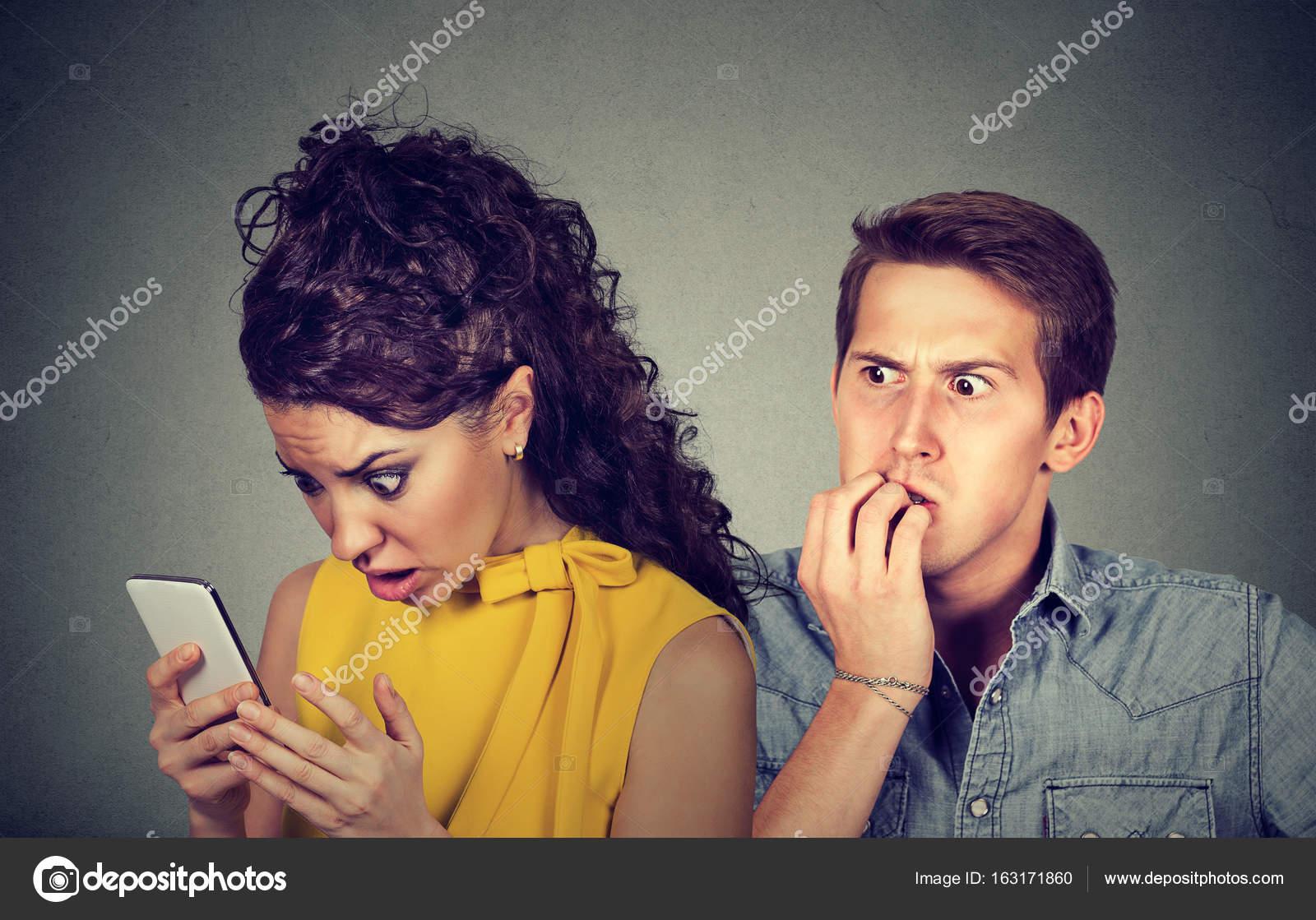 sms der freundin lesen