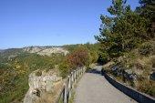 Val Rosandra valley near Trieste