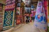 Trhu scéna v Nazareth