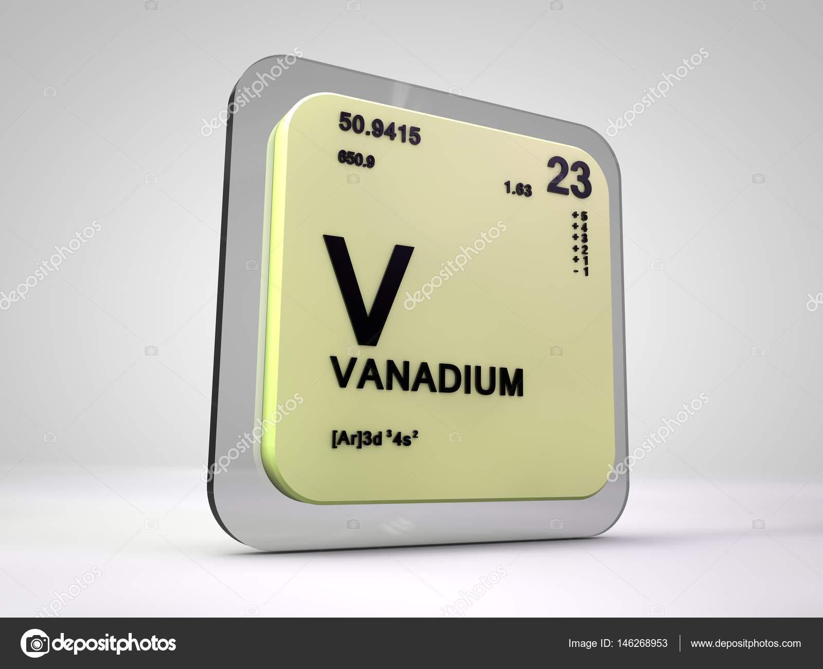 Vanadio v elemento qumico tabla peridica 3d render foto de vanadio v elemento qumico tabla peridica 3d render foto de stock urtaz Image collections