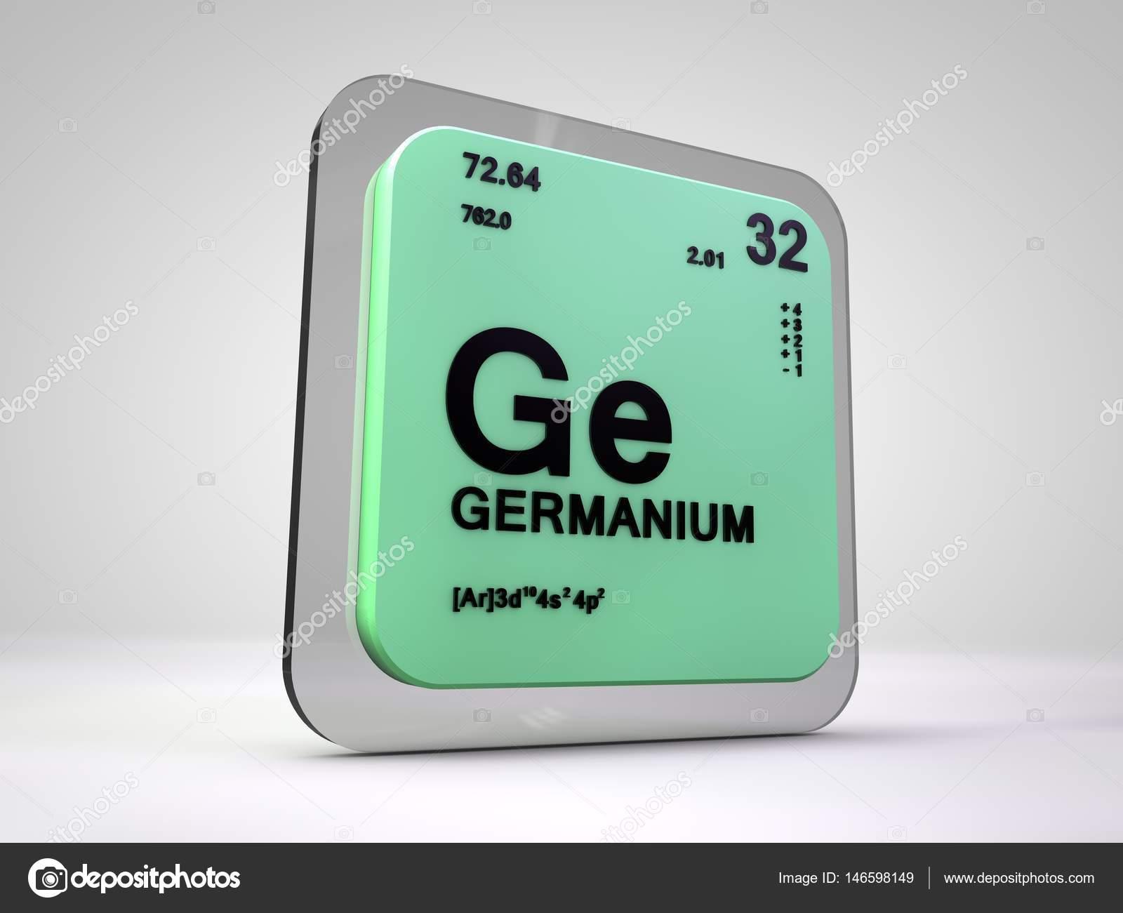 Germanio ge elemento qumico tabla peridica 3d render fotos de germanio ge elemento qumico tabla peridica 3d render fotos de stock urtaz Gallery