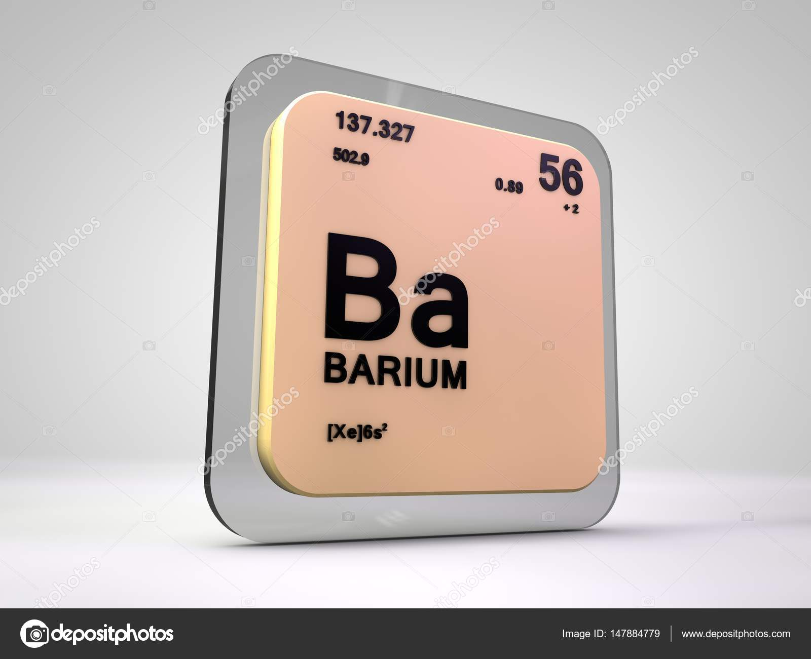 Bario ba elemento qumico tabla peridica 3d render fotos de bario ba elemento qumico tabla peridica 3d render foto de viking75 urtaz Images