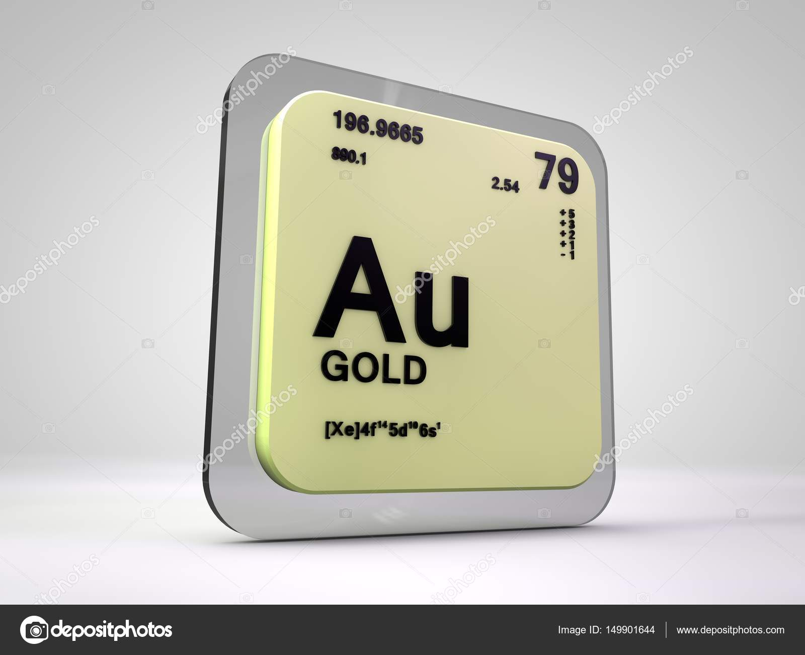 Gold au chemical element periodic table 3d render stock photo gold au chemical element periodic table 3d render stock photo urtaz Gallery