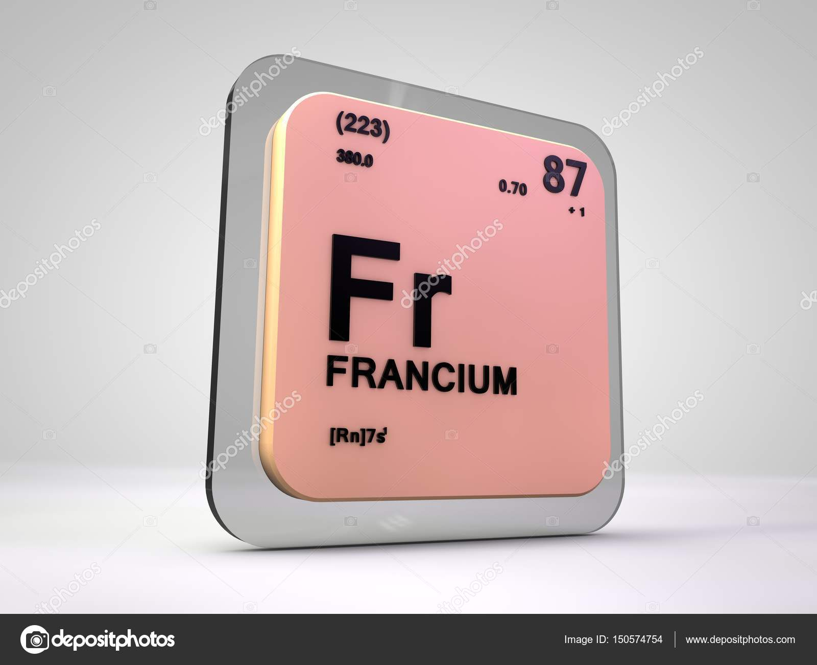 Francio fr elemento qumico tabla peridica 3d render fotos de francio fr elemento qumico tabla peridica 3d render fotos de stock urtaz Choice Image
