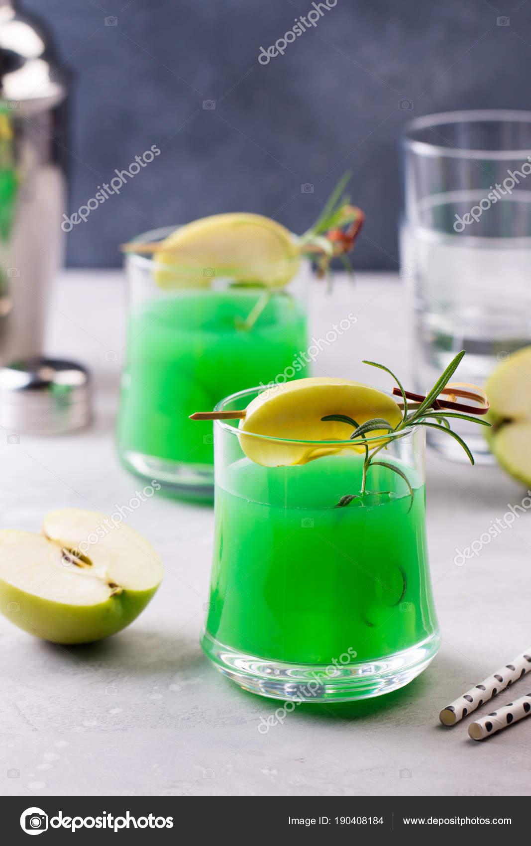 Koktejly s patrickem