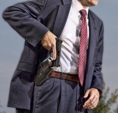 QD rig for a gun sling