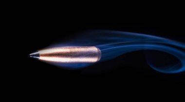 Bullet that looks like it is flying