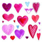 bezešvé vzor srdce