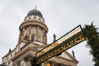 French Cathedral in Gendarmenmarkt, Berlin, Germany