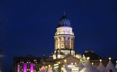 German Church in Gendarmenmarkt, Berlin, Germany