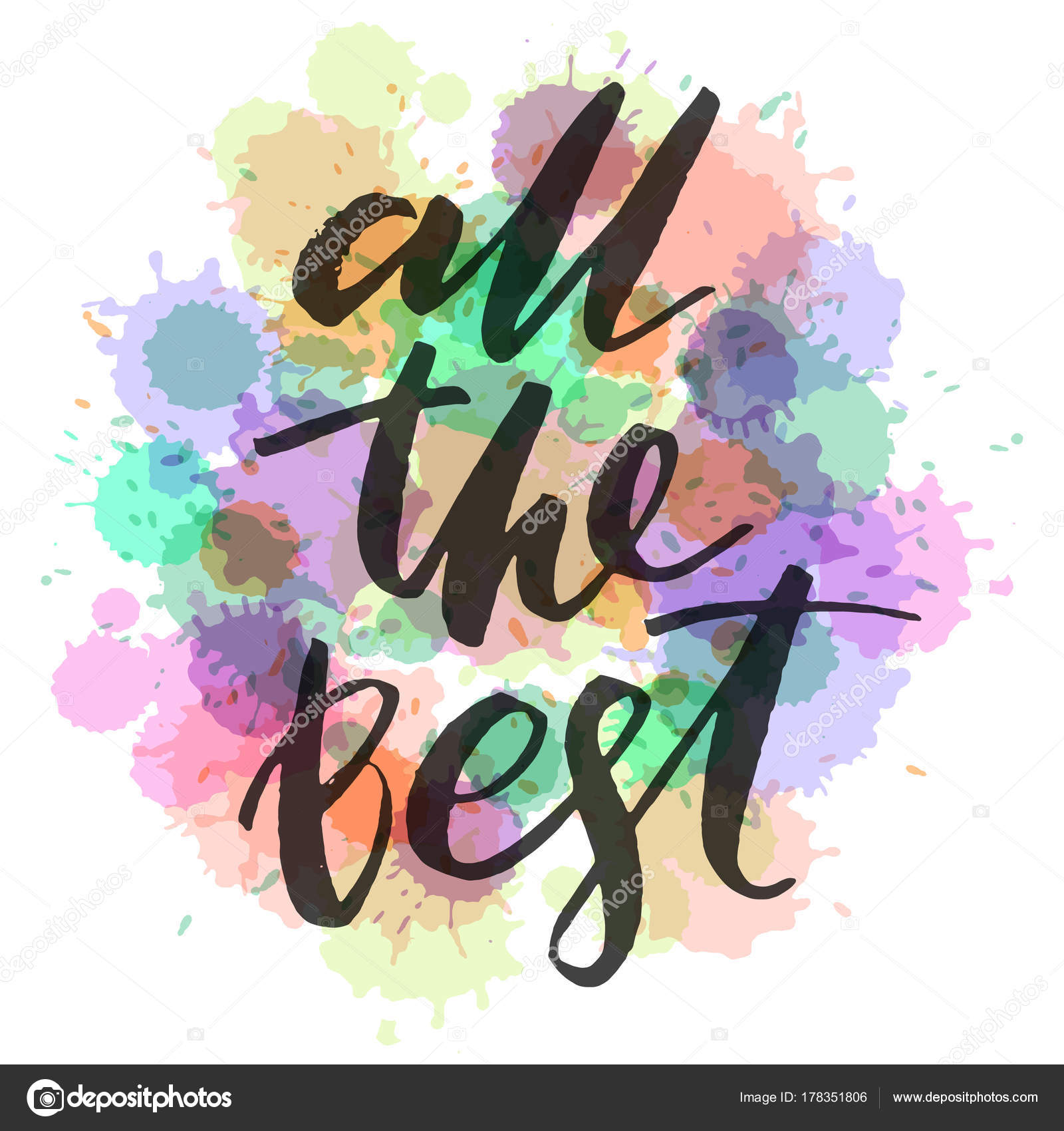 All The Best Hand Drawn Creative Calligraphy And Brush Pen